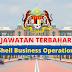 Pelbagai Kekosongan Jawatan ~Shell Business Operations