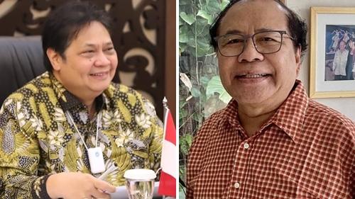 Rizal Ramli Kritik Menko Airlangga, Menohok Banget