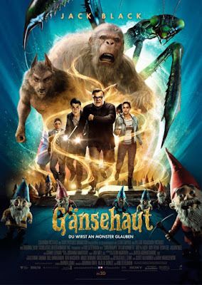 Goosebumps 2015 watch full english movie
