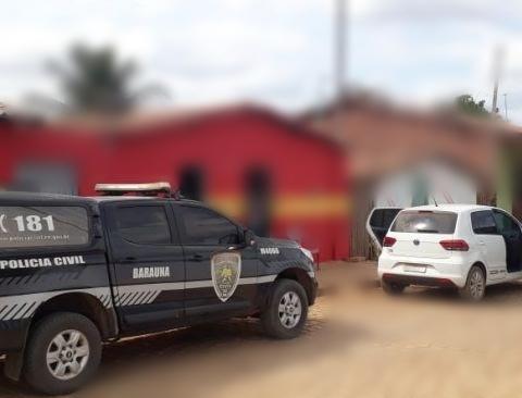 Polícia Civil prende foragida da Justiça em Baraúna