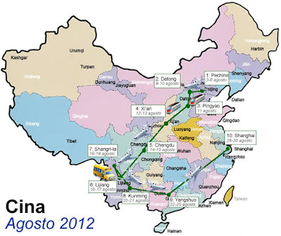 Cina (1/10): Pechino
