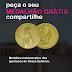 Brindes Grátis - Medalhão Centenário das Aparições