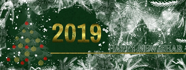 Happy New Year 2019 My Love | Boyfriend And Girlfriend Love Wish - New Year Massage For Love