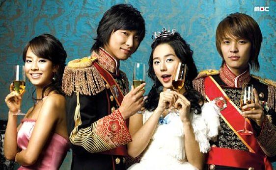 11 Drama Korea Princess Hours Diadopsi dari Komik Terbaik