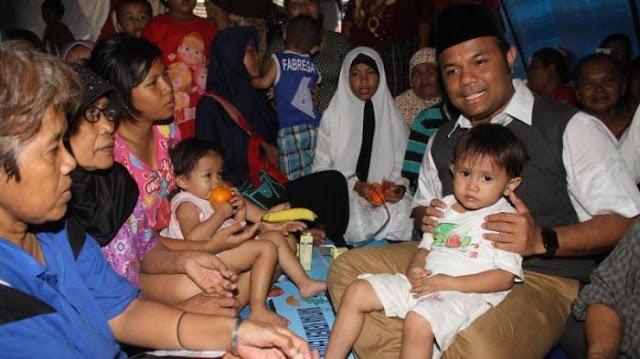 Muhamad Idrus: Gubernur DKI Jangan Hadir ke Pernikahan Warga Saja