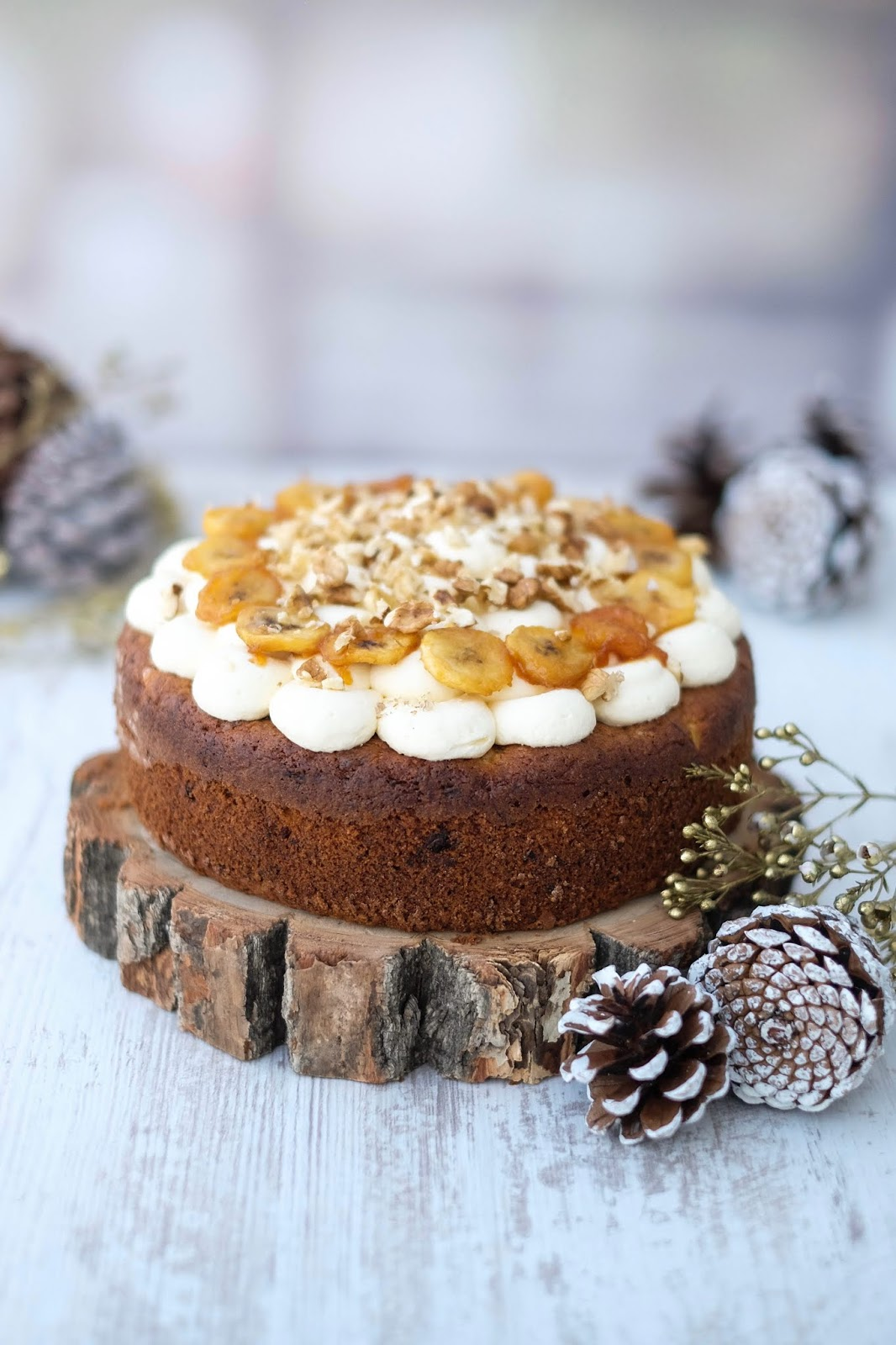 Saftiger Bananen Kuchen Mit Ananas Und Kokos Marion S Kaffeeklatsch