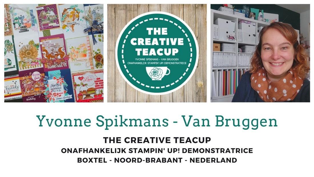 The Creative Teacup - Yvonne Spikmans