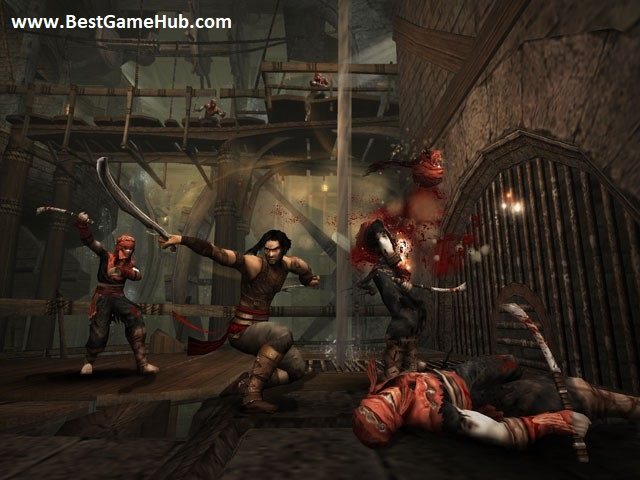 Prince of Persia Warrior Within high compressed download
