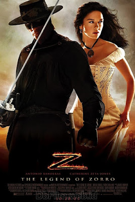 Sinopsis film The Legend of Zorro (2005)