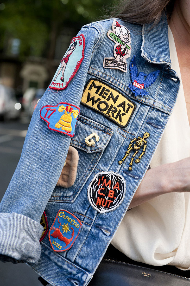 Fashion Attacks outfit ootd inspiration patches