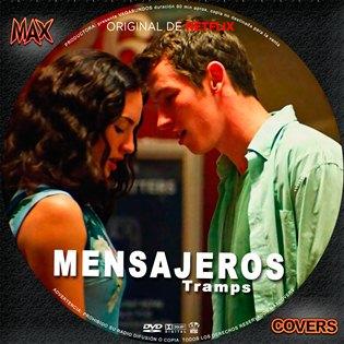 Mensajeros Galleta Maxcovers