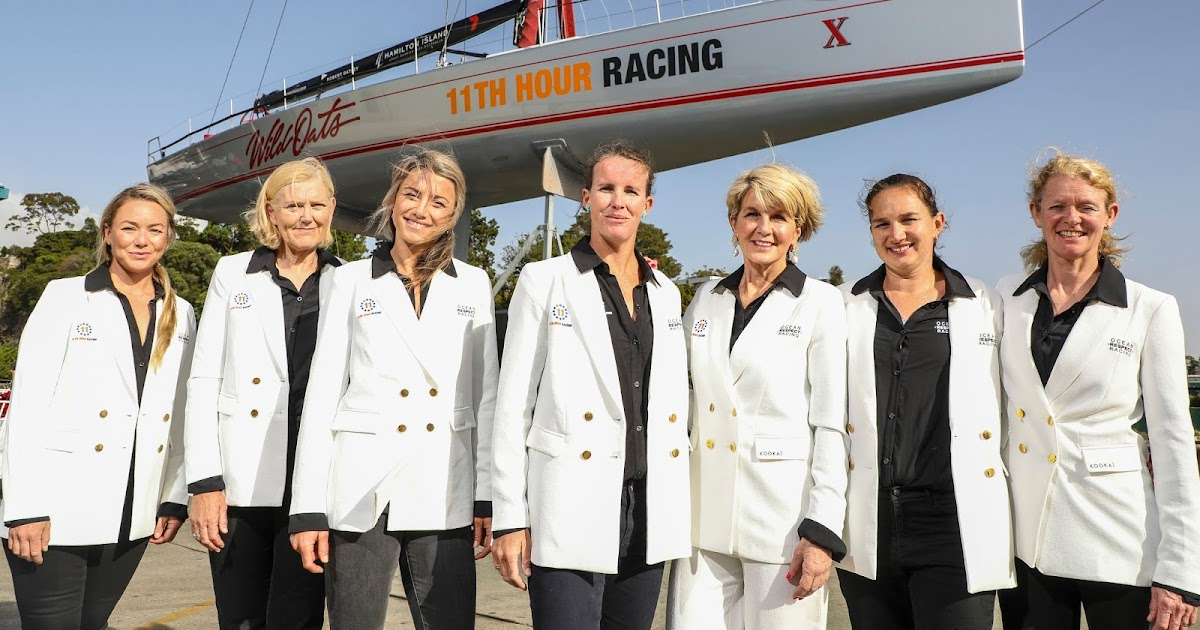 All-Female Professional Crew Announces Campaign for Rolex Sydney Hobart Yacht Race