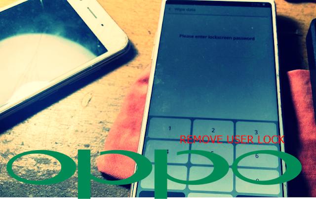 Hapus Kunci/Akun Google Oppo F5 CPH1725/CPH1727 Tinggal Di Klik Beres