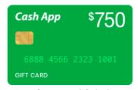 CashApp 750