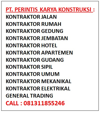 Daftar Kontraktor Indonesia
