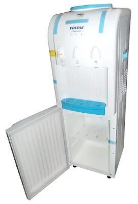 Voltas Mini Magic Pure-R 500-Watt Water Dispenser | Best Water Dispenser with Fridge in India | Water Dispenser with Fridge Price
