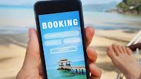 Come prenotare una vacanza dallo smartphone