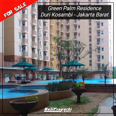 apartemen green palm jakarta barat