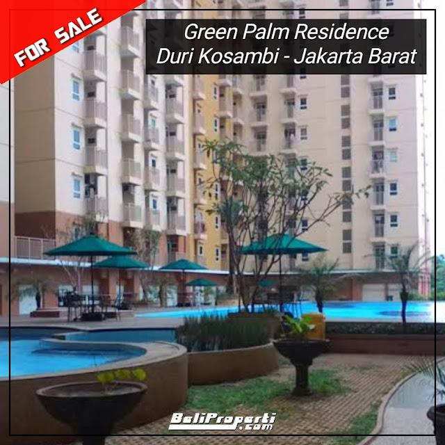 apartemen green palm residence jakarta barat