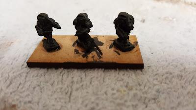 Nova Federation Infantry 6