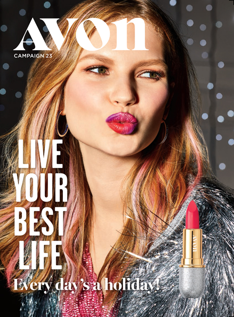 Avon Campaign 23 2019 Brochure - The Brochure/Catalog Online.