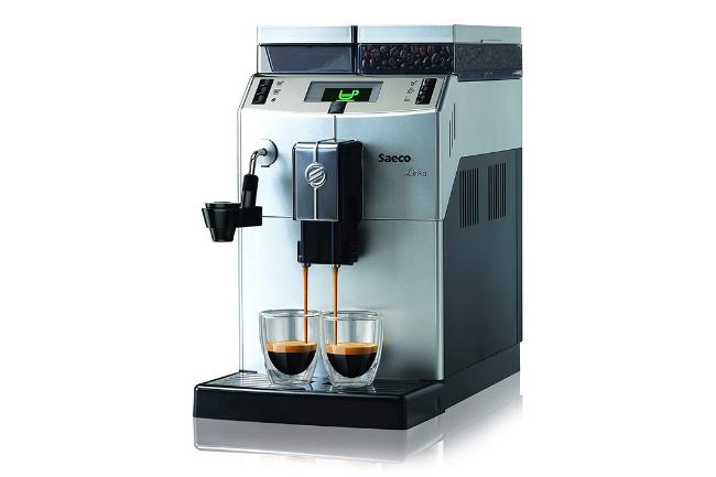 Cafeteira Automática para escritórios Lirika Plus