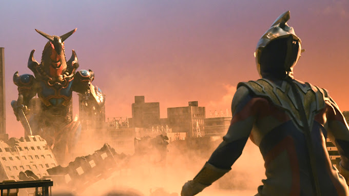 Ultraman Trigger Episode 6 Subtitle Indonesia