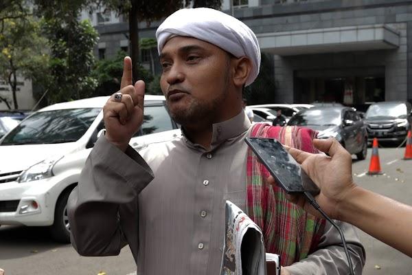 Jokowi Setuju Investasi Miras, Novel Bamukmin: Makanya Ngotot Bubarin FPI