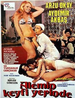 erotik film alemin keyfi yerinde
