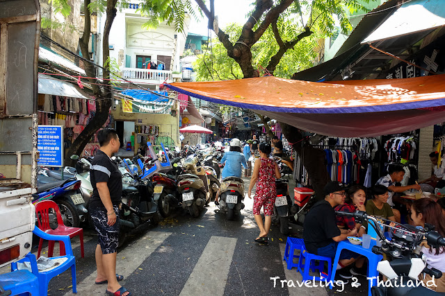 Traveling in Vietnam