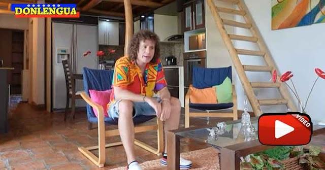 Luisito Comunica adquirió una casa en Venezuela por 20.000 dólares