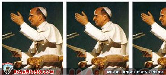 Papa declara venerable a Pablo VI y aprueba milagro de la que será primera santa colombiana | Rosarienses, Villa del Rosario