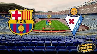 Барселона – Эйбар где СМОТРЕТЬ ОНЛАЙН БЕСПЛАТНО 29 декабря 2020 (ПРЯМАЯ ТРАНСЛЯЦИЯ) в 21:15 МСК.