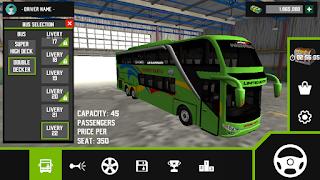 game mobile bus simulator mod apk