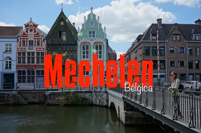 O que visitar em Mechelen (Malines) - Bélgica