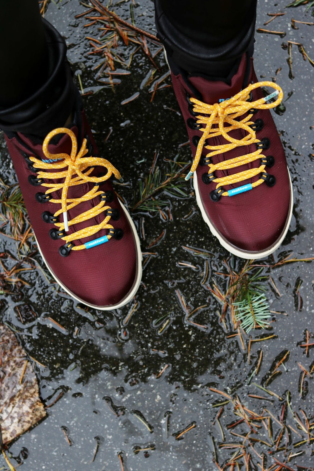 Native Shoes Fitzsimmons Treklite boots