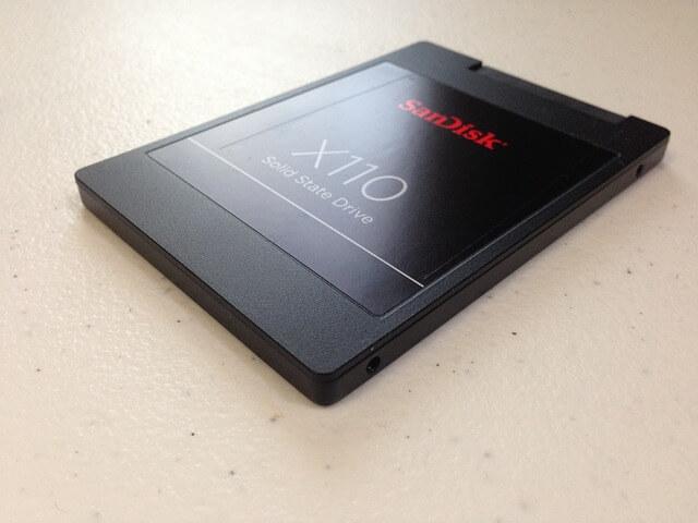 Gambar SSD Sata