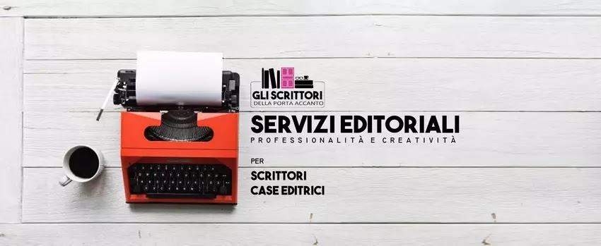 Servizi editoriali | Copertine e loghi