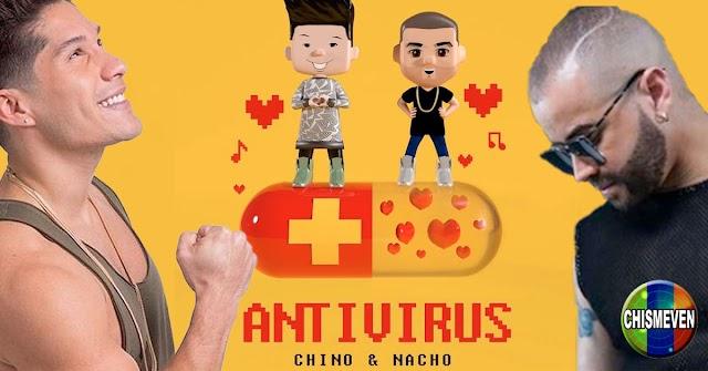 Chyno y Nacho le sacarán la chicha al Virus para lanzar un nuevo video musical