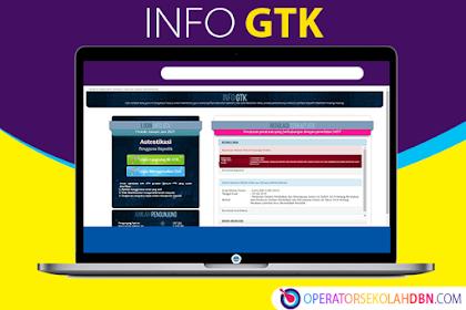 Cara Mengecek Validasi Guru Penerima Tunjangan Profesi Pada Info GTK Kemdikbud
