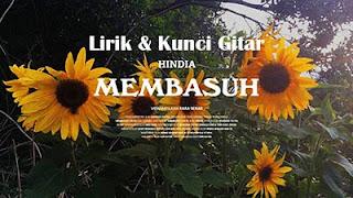 Chord Kunci Gitar Hindia Membasuh Feat Rara Sekar