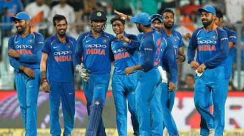 IND-AUS Four big cricketers, including Dhawan in the fourth ODI, can be out, who will know their place