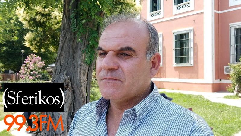 Νίκος Γκότσης: Λάσπη και συκοφαντίες για το Δημοτικό Ραδιόφωνο Φερών