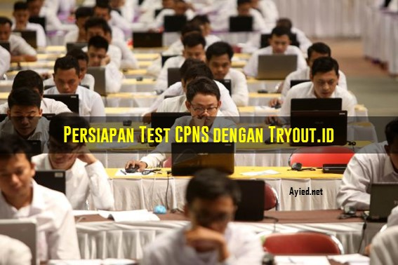 Persiapan Test CPNS dengan Tryout id
