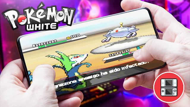 Pokémon: Edición Blanca 1 y 2 (Español) Para Android