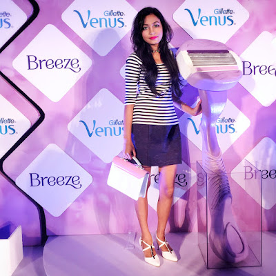 Gillette Venus Subscribe To Smooth Event With Kalki Koechlin