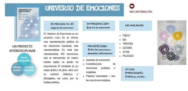 Lecturas para crecer: Universo de emociones 05