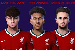 Liverpool Mini Facepack - PES 2021 & PES 2020