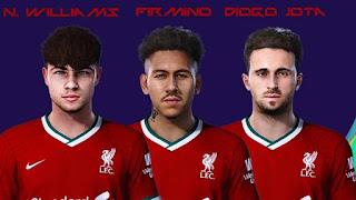 Liverpool Mini Facepack - PES 2021