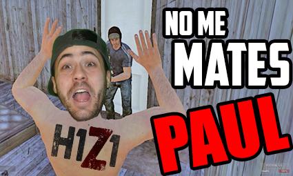 NO ME MATES PAUL H1Z1 GAMEPLAY ESPAÑOL | FAKIN BRO